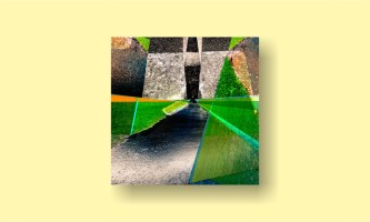 абстракция стекло рисунок