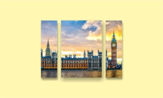 Лондон Биг Бэн парламент
