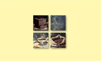 кофе кофемолка кружка зерна