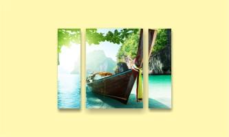 Тайланд остров Пхи-Пхи лодка
